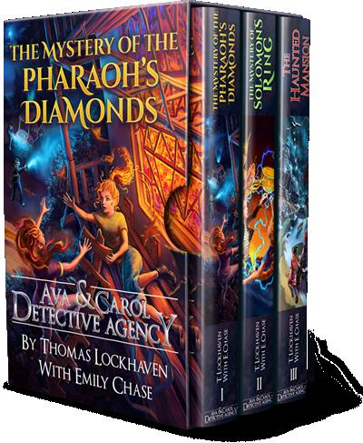 Ava and Carol Books 1-3